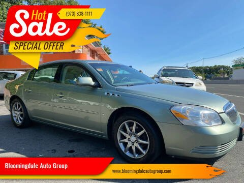 2007 Buick Lucerne for sale at Bloomingdale Auto Group - The Car House in Butler NJ