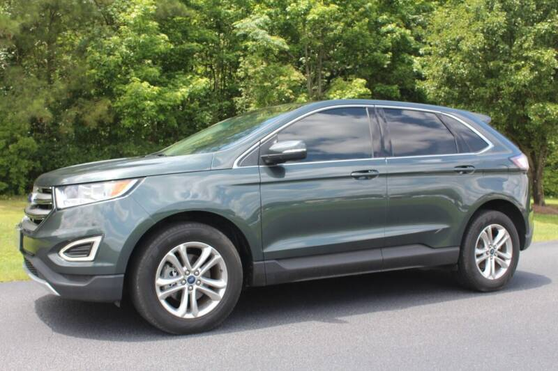 2015 Ford Edge for sale at Palmetto Luxury Cars in Florence SC