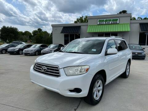 2009 Toyota Highlander for sale at Cross Motor Group in Rock Hill SC