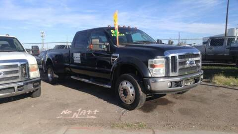 2008 Ford F-450 Super Duty for sale at Advantage Motorsports Plus in Phoenix AZ