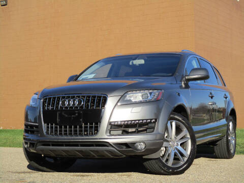 2015 Audi Q7 for sale at Autohaus in Royal Oak MI