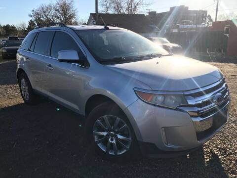 2011 Ford Edge for sale at 3-B Auto Sales in Aurora CO