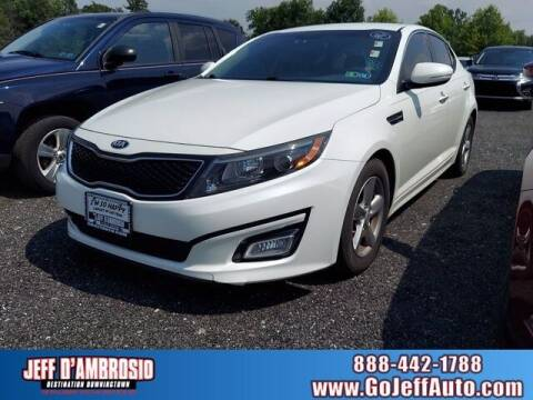 2014 Kia Optima for sale at Jeff D'Ambrosio Auto Group in Downingtown PA