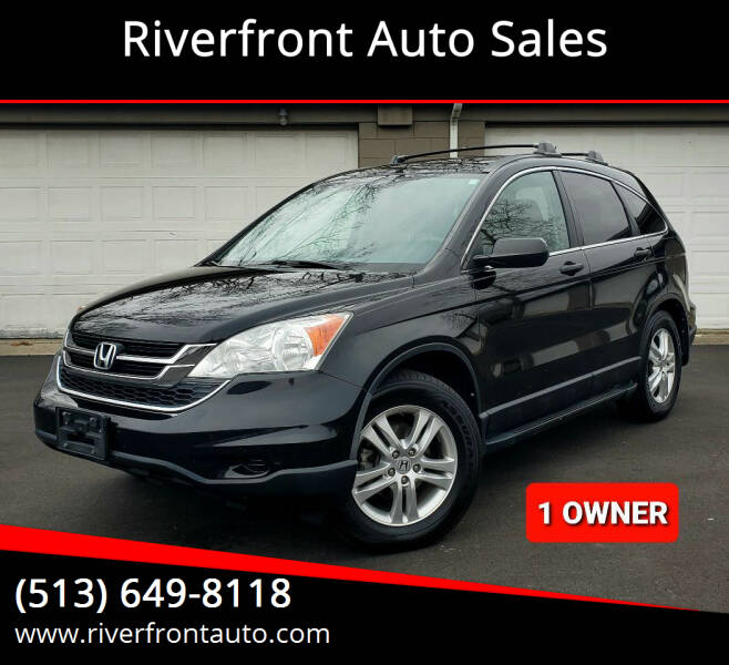 2010 Honda CR-V for sale at Riverfront Auto Sales in Middletown OH