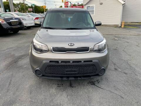 2014 Kia Soul for sale at Better Auto in South Darthmouth MA