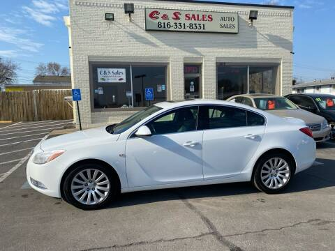 2011 Buick Regal for sale at C & S SALES in Belton MO