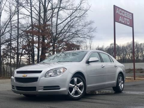 2012 Chevrolet Malibu for sale at Access Auto in Cabot AR