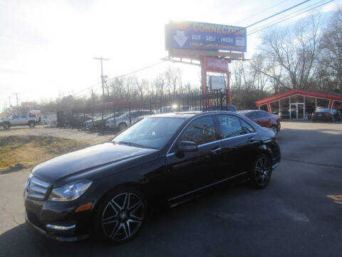 2013 Mercedes-Benz C-Class for sale at Car Connection in Little Rock AR