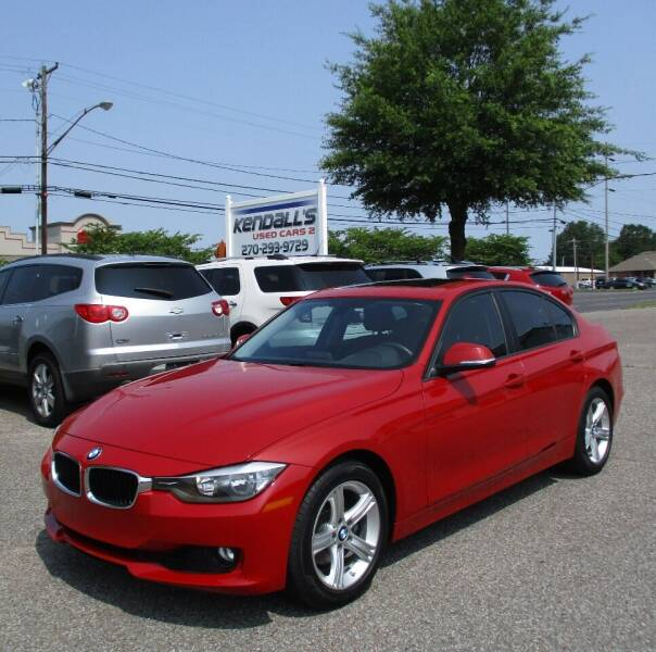 2015 BMW 3 Series for sale at Kendall's Used Cars 2 in Murray KY