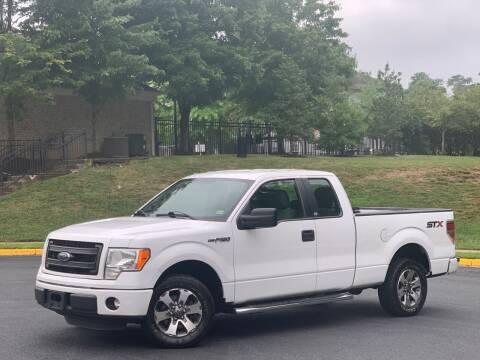 2014 Ford F-150 for sale at Diamond Automobile Exchange in Woodbridge VA