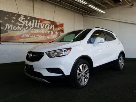 2017 Buick Encore for sale at SULLIVAN MOTOR COMPANY INC. in Mesa AZ
