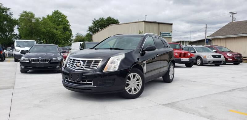 2014 Cadillac SRX for sale at D&C Motor Company LLC in Merriam KS