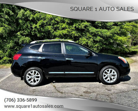 2012 Nissan Rogue for sale at Square 1 Auto Sales - Commerce in Commerce GA