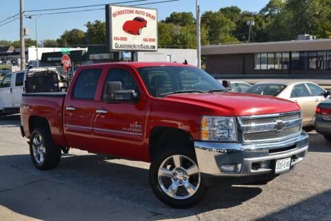 2013 Chevrolet Silverado 1500 for sale at GLADSTONE AUTO SALES    GUARANTEED CREDIT APPROVAL in Gladstone MO