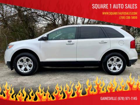 2011 Ford Edge for sale at Square 1 Auto Sales in Commerce GA