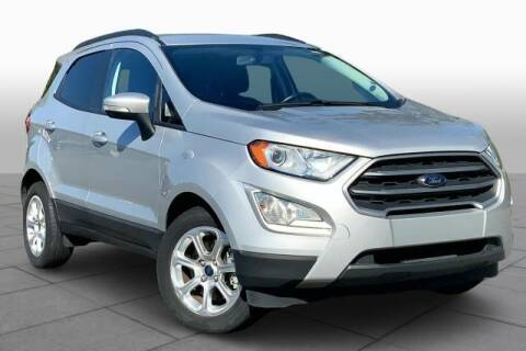 2018 Ford EcoSport for sale at CU Carfinders in Norcross GA