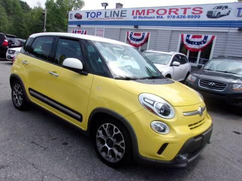 2014 FIAT 500L for sale at Top Line Import in Haverhill MA