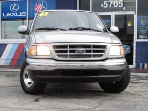2003 Ford F-150 for sale at VIP AUTO ENTERPRISE INC. in Orlando FL