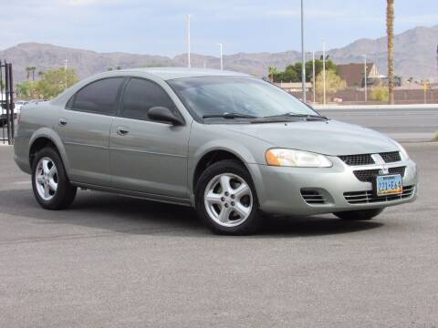 2005 Dodge Stratus for sale at Best Auto Buy in Las Vegas NV