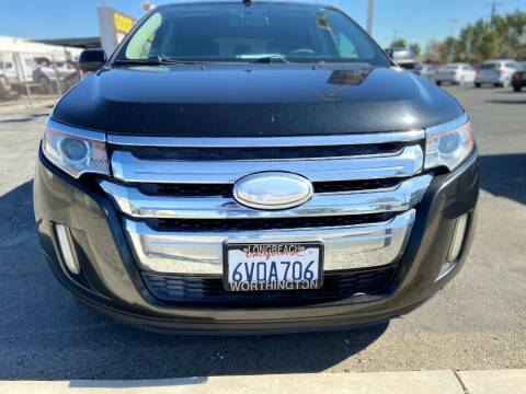 2013 Ford Edge for sale at Global Auto Group in Fontana CA