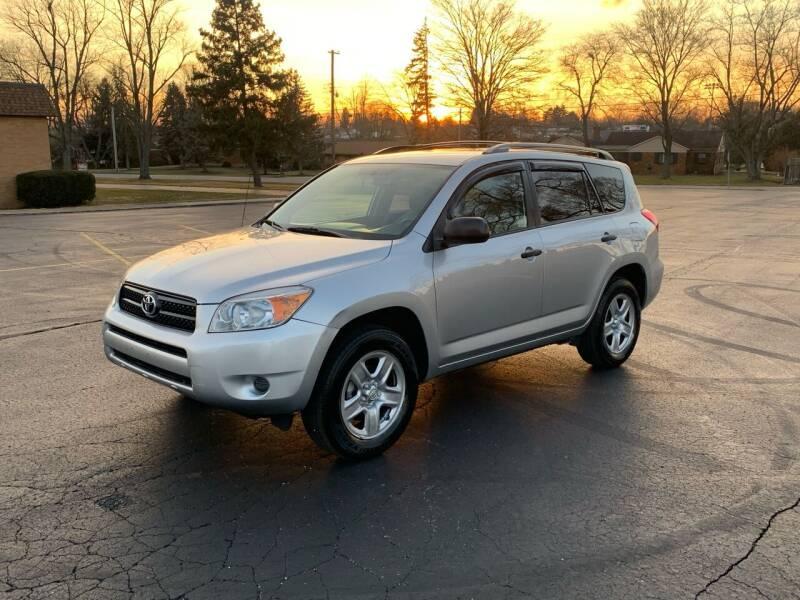 2006 Toyota RAV4 for sale at Dittmar Auto Dealer LLC in Dayton OH