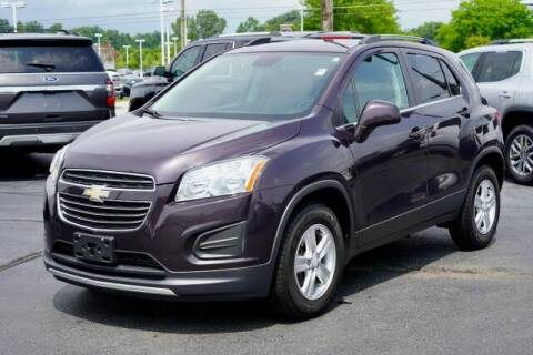 2016 Chevrolet Trax for sale at Preferred Auto Fort Wayne in Fort Wayne IN