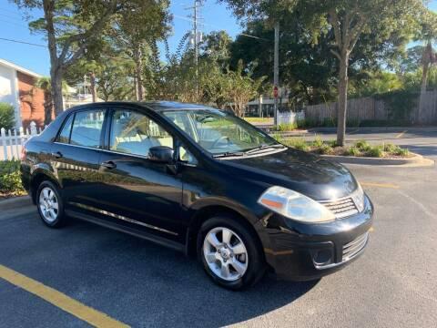 2009 Nissan Versa for sale at Asap Motors Inc in Fort Walton Beach FL