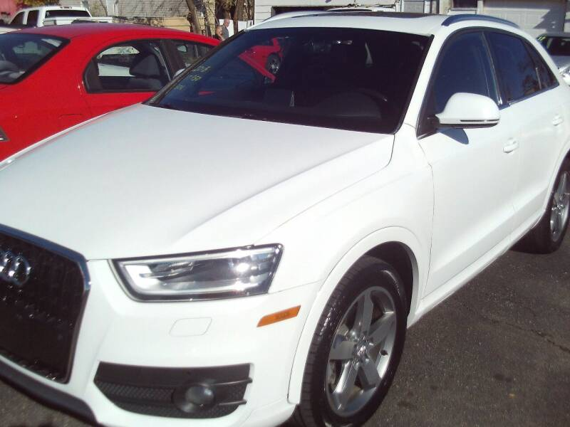 2015 Audi Q3 for sale in Oklahoma City, OK
