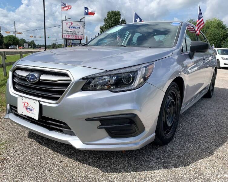 2018 Subaru Legacy for sale at Rivera Auto Group in Spring TX