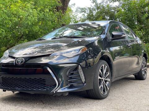 2019 Toyota Corolla for sale at HIGH PERFORMANCE MOTORS in Hollywood FL