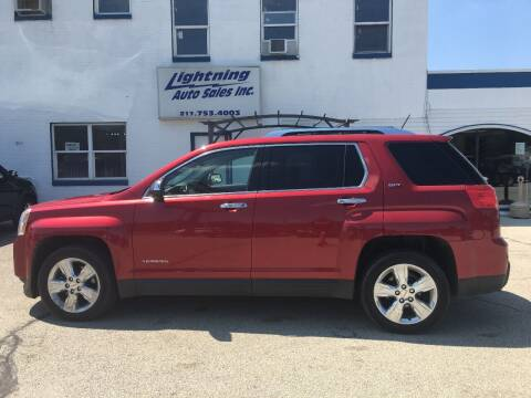 2014 GMC Terrain for sale at Lightning Auto Sales in Springfield IL