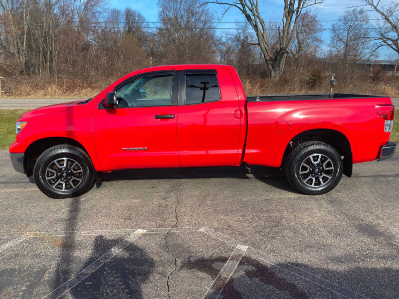 2013 Toyota Tundra for sale at Rick's R & R Wholesale, LLC in Lancaster OH