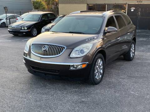 2012 Buick Enclave for sale at GREAT DEAL AUTO in Tampa FL