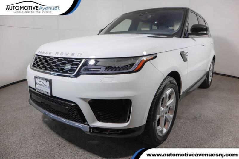 2018 Land Rover Range Rover Sport for sale in Farmingdale, NJ