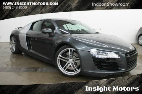 2008 Audi R8 for sale at Insight Motors in Tempe AZ