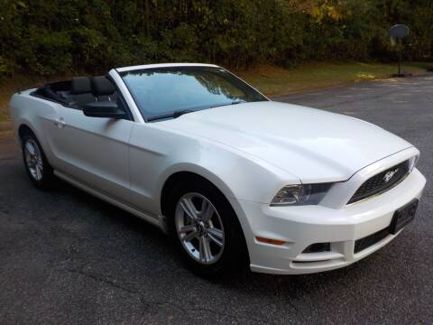 2014 Ford Mustang for sale at Salton Motor Cars in Alpharetta GA