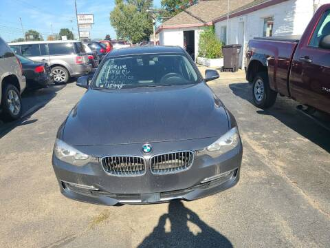 2013 BMW 3 Series for sale at All State Auto Sales, INC in Kentwood MI