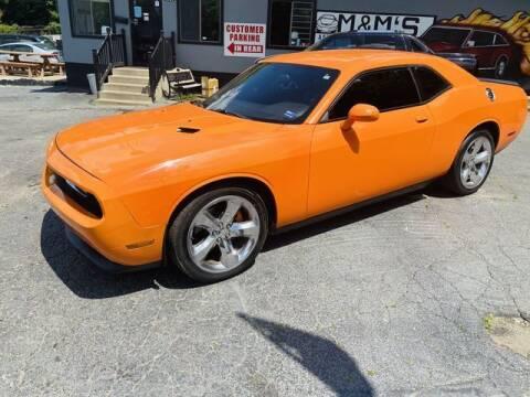 2012 Dodge Challenger for sale at M&M's Auto Sales & Detail in Kansas City KS