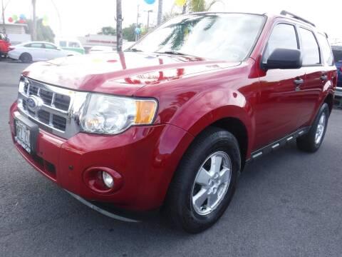 2011 Ford Escape for sale at PONO'S USED CARS in Hilo HI