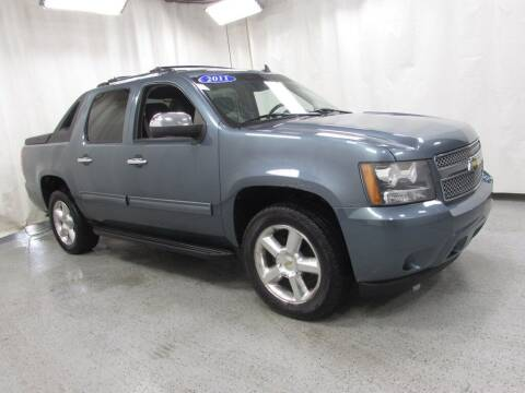 2011 Chevrolet Avalanche for sale at MATTHEWS HARGREAVES CHEVROLET in Royal Oak MI