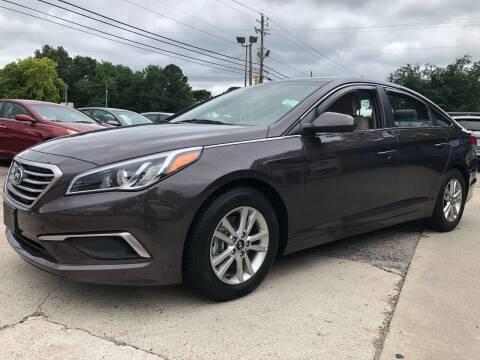 2017 Hyundai Sonata for sale at Capital Motors in Raleigh NC