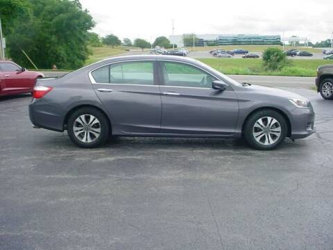 2015 Honda Accord for sale at Westview Motors in Hillsboro OH