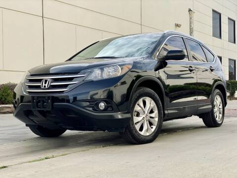 2014 Honda CR-V for sale at New City Auto - Retail Inventory in South El Monte CA