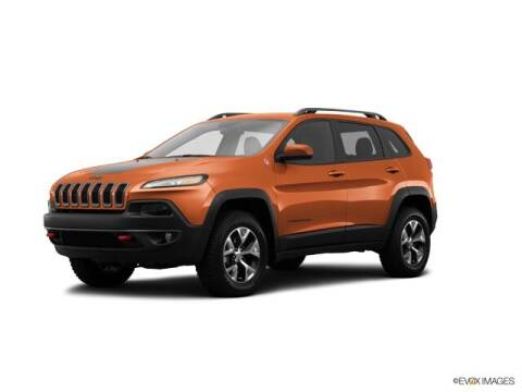 2015 Jeep Cherokee for sale at Ken Wilson Ford in Canton NC