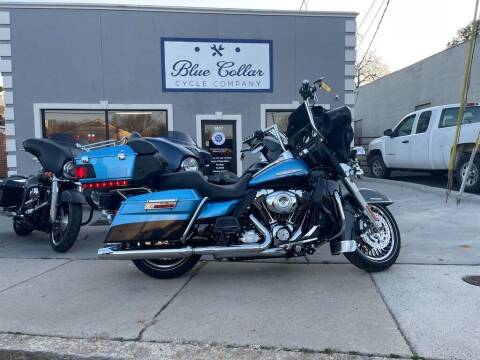 2011 Harley-Davidson Ultra Limited for sale at Blue Collar Cycle Company in Salisbury NC