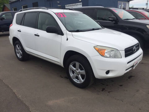 2007 Toyota RAV4 for sale at Flambeau Auto Expo in Ladysmith WI