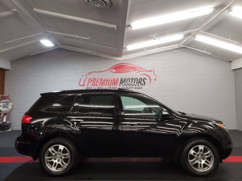 2007 Acura MDX for sale at Premium Motors in Villa Park IL