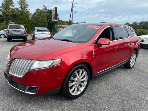 2011 Lincoln MKT for sale at MBM Auto Sales and Service - MBM Auto Sales/Lot B in Hyannis MA