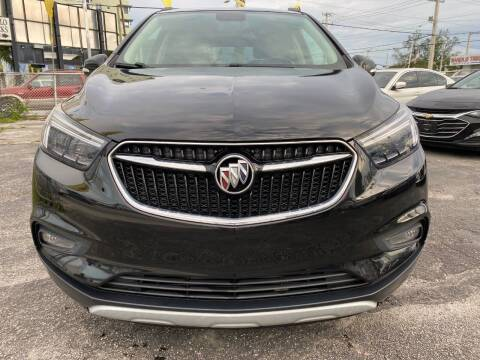2017 Buick Encore for sale at MIAMI AUTO LIQUIDATORS in Miami FL