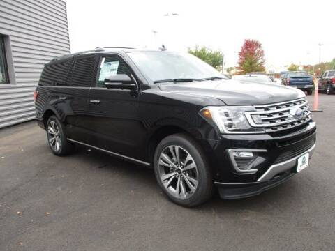 2020 Ford Expedition MAX for sale at MC FARLAND FORD in Exeter NH